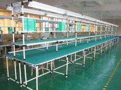 线棒仓储物流流利式货架工作台