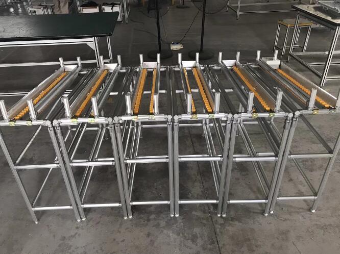 铝合金线棒货架