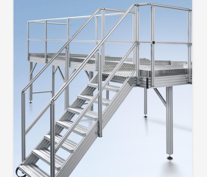 铝型材检修登高梯
